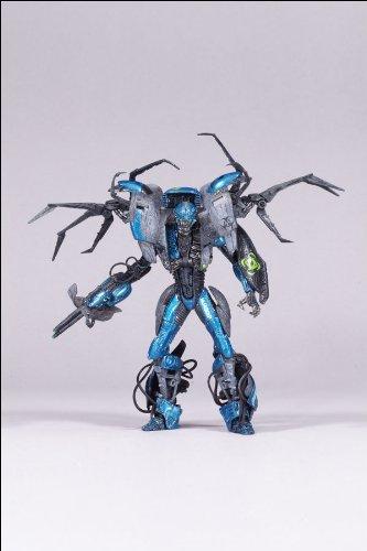 Amazon.com: Spawn Cyber Units Battle Unit 001 - Green: Toys ...