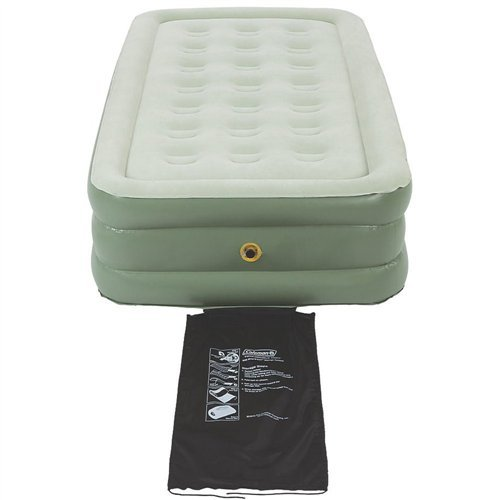 coleman airbed with built in pump - 5