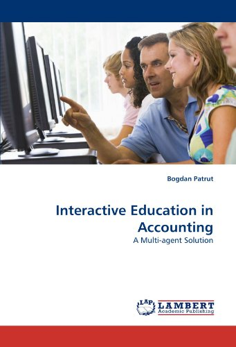 Interactive Education in Accounting: A Multi-agent Solution