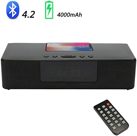 10W Bluetooth Computer Soundbar, with Wireless Charging, 400