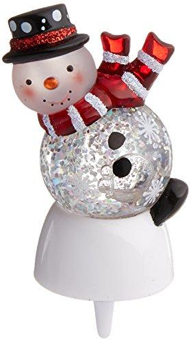 Demdaco 2020170714 Lit Snowman Pop-In