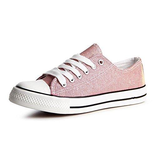 nbsp;789 Sport Sneaker nbsp;femme Chaussures Topschuhe24 Rose De 1wqPdPR