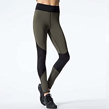 MAYUAN520 Señoras Pantalones de Yoga Mujer Gimnasio Fitness ...