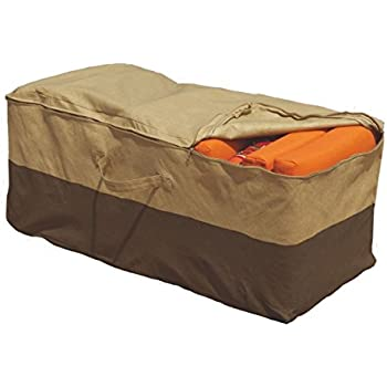 Marvelous Quality 2 Pc Outdoor Waterproof Patio Cushion Storage Bag Protect Cover