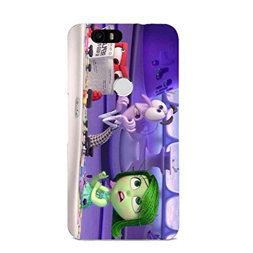 Nexus 6P Cover,Moustaches Phone Case Vintage Exquisite 3D Moustaches Images Protect Case Cover (Moustaches-Hope Store)