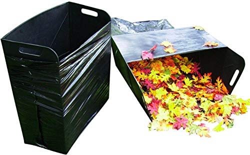 Bag Butler Lawn and Leaf Trash Bag Holder (1 Bag Gadget)