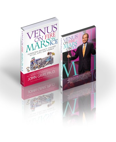 Venus on Fire Mars on Ice (Book/DVD Twin Pack)