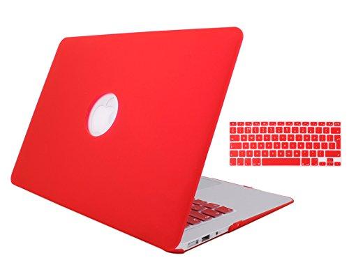xguo Premium Matt seidenmatten Satins keramischen Elementen MacBook Hard Shell Schutzhülle für Apple MacBook Air/Pro 29,5