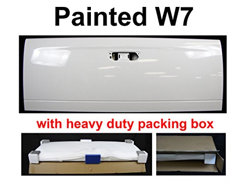 Price comparison product image TAILGATE Painted Bright White W7 FOR 2002-2008 DODGE PICKUP RAM 1500 / 2003-2009 DODGE RAM 2500 3500 PICKUP CH1900121