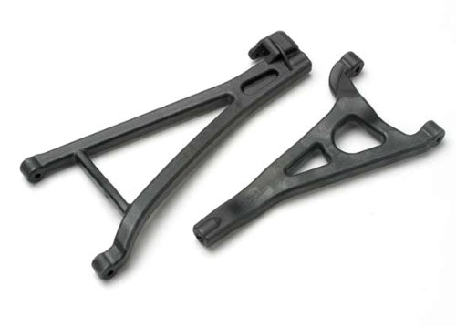 (Traxxas 5332 Left Front Upper & Lower Suspension Arms (Revo))
