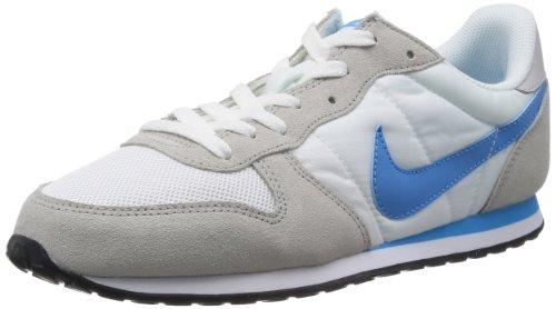 NIKE 644441 601 GENICCO Herren Sneaker Weiß (White/Cool Grey/Black)