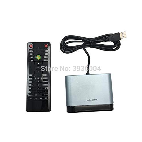 Calvas New Original for Samsung RC2604317/01B Media Center MCE IR RC6 Remote Control for HP MCE receiver