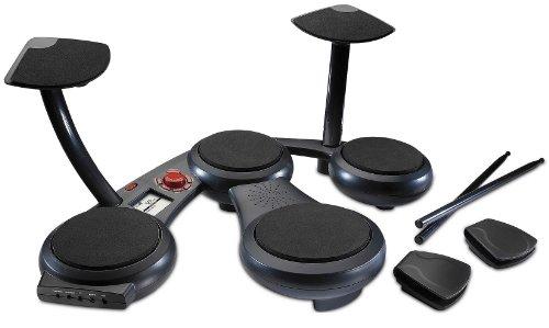 Sharper Image Digital 6-Piece Electronic Drum Set (Drum Piece Set Electronic 6)
