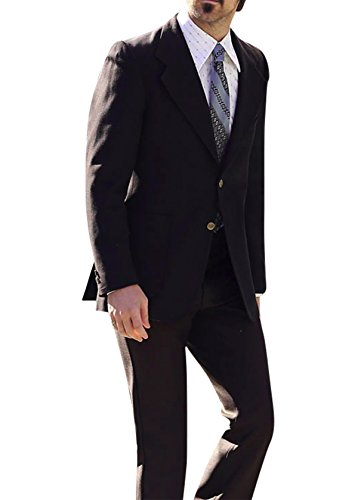 Ryan Gosling The Nice Guys Holland March Black - Ryan Gosling Pants