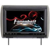 Farenheit Fhdm-103 1080p Digital Media Headrest Preloaded w/ 10.3 LCD & Hdmi MHL Input