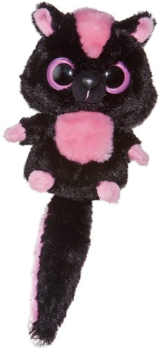 "Sparkee Skunk with Sound YooHoo & Friends 5"" Inc. Aurora World 30622"