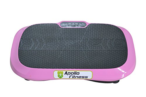 Vibration Machine by Apollo fitness 2 Years Warranty Full Body Vibration Fitness Platform Loose Weight and Strengthen Muscles