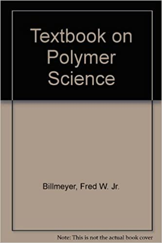 Science Math Textbook Of Polymer Science Books Heiber Com My