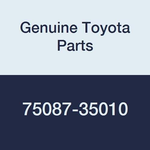 Genuine Toyota Parts 75087-35010 Passenger Side Rear Wheel Opening Molding