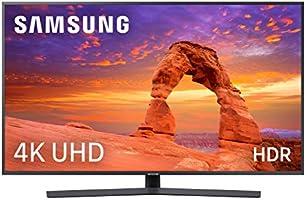 Samsung 4K UHD 2019 43RU7405, serie RU7400 - Smart TV de 43