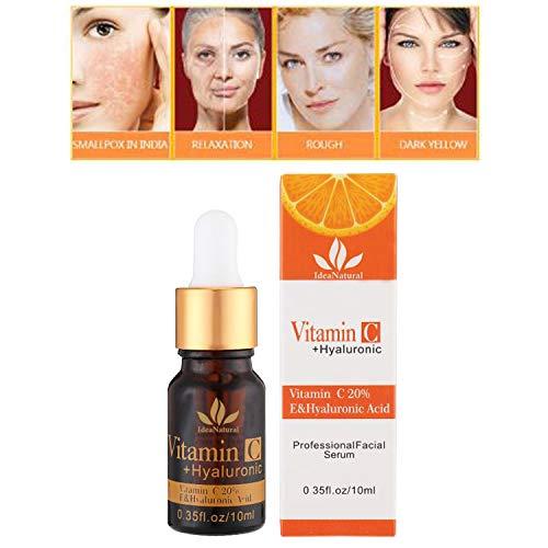 10ml Anti Dark Spots Vitamin C Oil Ultra Spotless Essence by ShopIdea