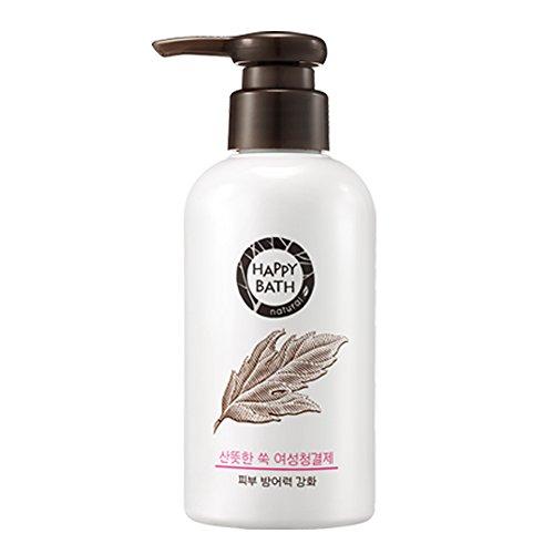 Amore Pacific Happy Bath Feminine Cleanser_mugwort_fresh and fresh (200ml)