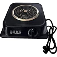 BERZ Electric Portable Coil Stove Induction Cooker with 1 Year Warranty 1250W (G-Coil) 3 Level Adjustable Switch
