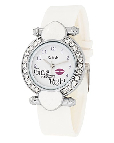 Relish Analog Girls Always Right Dial Women's Watch - L720