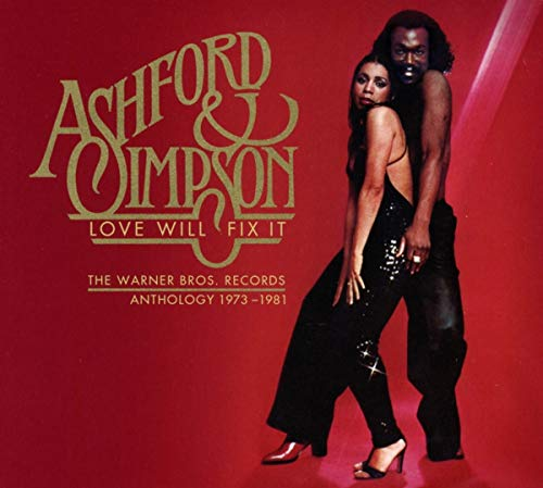 Price comparison product image Love Will Fix It: Warner Bros Records Anthology 1973-1981
