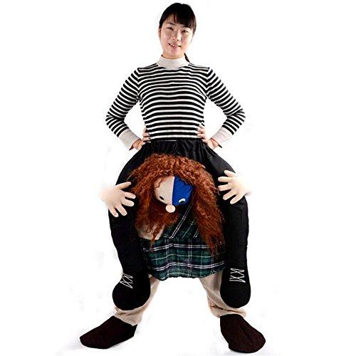 Toddler Centaur Costume (Piggyback Ride On Riding Shoulder Adult Costume (style2))