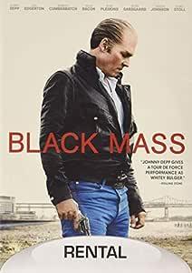 Black Mass Rental Edizione: Stati Uniti Italia DVD: Amazon.es ...