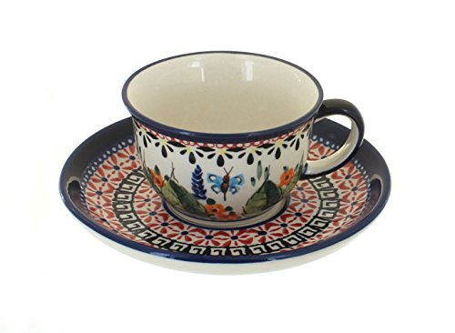 butterfly espresso cups - 6