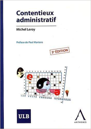 En ligne Contentieux administratif pdf