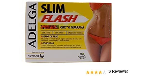 ADELGA SLIM FLASH Exclusiva formula OB-X para personas sedentarias ...