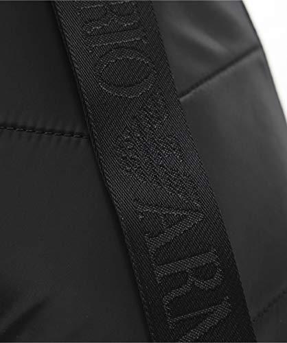 Épaule Poche Hommes Noir Une Armani Logo qx0Rgw4