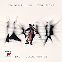 Six Evolutions - Bach: Cello Suites (Vinyl)
