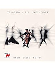 Six Evolutions - Bach: Cello Suites (Vinyl)