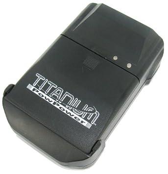 Amazon.com: Titanio Innovations chg700df Rapid cargador de ...