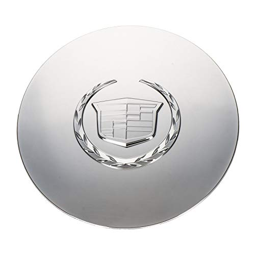 Factory Center Cap - Brand New 2002 2003 2004 2005 2006 OEM Genuine Factory Cadillac Escalade Chrome Center Cap 4575