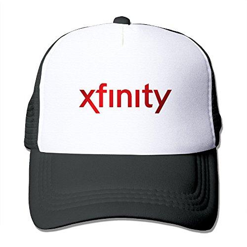Adult Mcdowell Xfinity Car Racing Road America Adjustable Mesh Hat Trucker Baseball Cap Black