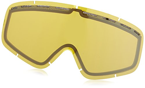 Electric Visual EGB2 Yellow/Silver Chrome Snow Goggle - Electric Egb2 Lens