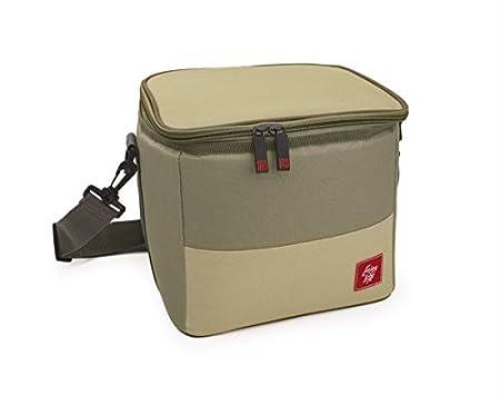 IRIS Bolsa Nevera Mini Cooler Bag 8L, Poliéster, Arena: Amazon.es ...