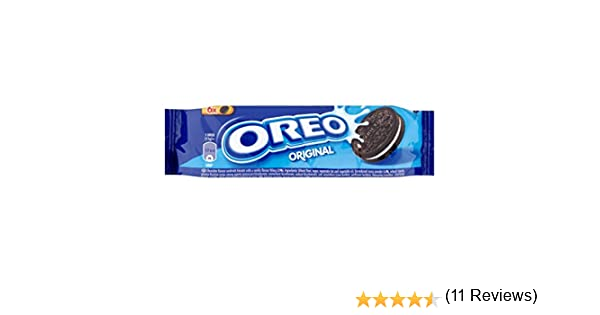 Oreo Original Snack pack 66 gr. - [Caja de 20 unidades]: Amazon.es ...