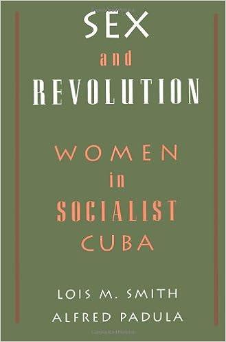 Sex and Revolution: Women in Socialist Cuba