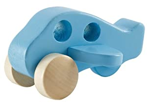 Hape - Early Explorer - Little Plane Wooden Toy Vehicle
