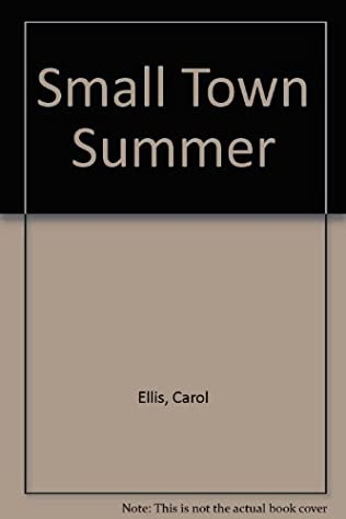 book cover of Small Town Summer
