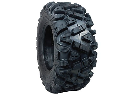 4 New 25x8-12 25x10-12 KT MASSFX TIRE SET ATV TIRES 6 PLY 25'' 25x8x12 25x10x12 by MASSFX (Image #3)
