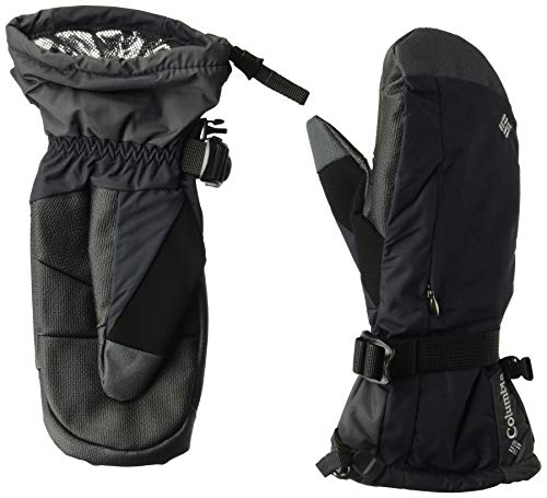 Columbia Standard Bugaboo Women's Mitten, Black, Medium