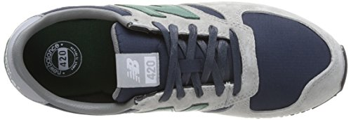 New Balance U  U420UGB,  Herren 420 Grey/Navy Blue
