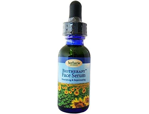 Herbaria BiotherapyTM Face Serum all natural, nourishing and rejuvenating 1oz